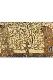 Gustav Klimt - Drzewo �ycia - plakat