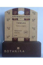 100% Naturalny olejek eteryczny Tymiankowy BT BOTANIKA