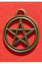 Pentagram - ochrania przed wszelkim złem, czarami, urokami