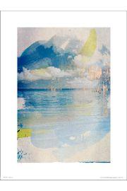 Abstract Sea - art print