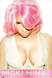 Nicki Minaj - Pink - sexy plakat