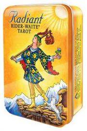 Rider Waite Tarot Radiant w metalowym pudełku
