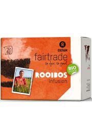 Herbata Rooibos Infusion Fair Trade Bio (20 X 1,8 G) 36 G - Oxfam