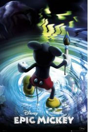 Myszka Miki - Epic Mickey Mouse - plakat