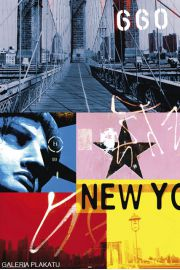 Nowy Jork Mix - plakat