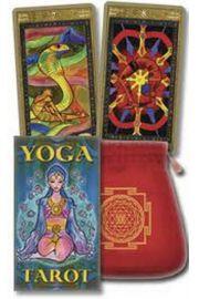 Tarot Jogi Deluxe - karty z woreczkiem