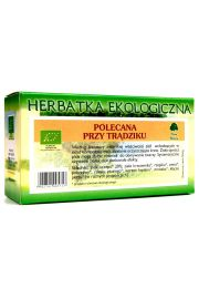 Herbatka Polecana Przy Tr�dziku Bio (20 X 2 G) - Dary Natury