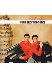 Duet akordeonowy - Wołodymyr i Iwan Gajdychuk