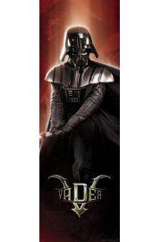 Star Wars Gwiezdne Wojny - Vader - plakat