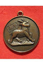 Koza - chroni przed zakłóceniami życiowymi, pomaga zdobyć wiedzę ezoteryczną