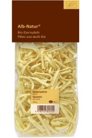 Makaron (Semolinowy Jajeczny) Spaetzle Bio 250 G - Alb Gold (Alb Natur)