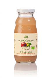 Sok Z Jabłek Bio 200 Ml - Ogrody Sabinu