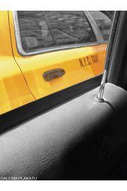 Nowy Jork NYC Cab - reprodukcja
