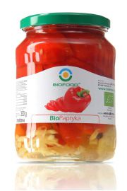 Papryka Konserwowa Bio 690 G - Bio Food
