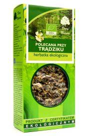 Herbatka Polecana Przy Tr�dziku Bio 50 G - Dary Natury