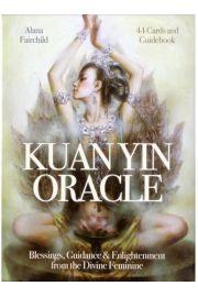 Wyrocznia Kuan Yin - karty