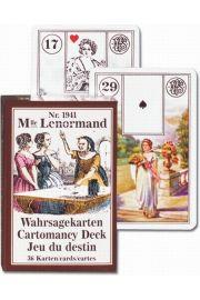 Mlle Lenormand karty do wróżenia Piatnik