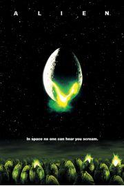 Alien - Obcy - plakat