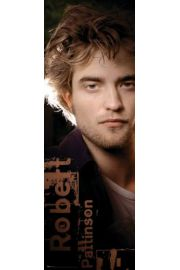 Robert Pattinson Portret - Zmierzch - plakat