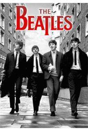 The Beatles�w Londynie - plakat 3D