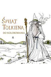 Świat Tolkiena do kolorowania