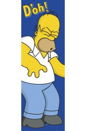 The Simpsons Doh - plakat