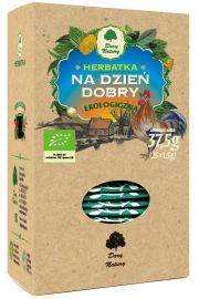 Herbatka Na Dzień Dobry Bio (20 X 1,5 G) - Dary Natury