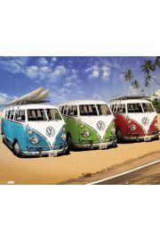 Volkswagen Californian Camper - plakat