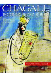 Chagall Podr� przez Bibli�