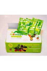 Biveggie - warzywa w tabletkach - 150 tabletek