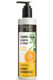 Organiczny Energetyczny �el pod prysznic OS Organic Shop