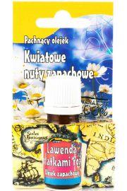 Olejek zapachowy - LAWENDA Z PŁATKAMI RÓŻY
