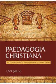 Paedagogia Christiana 1(29)/2012