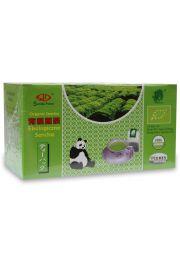 Herbata Zielona Sencha Ekspresowa Bio (25 X 2 G) - Solida Food