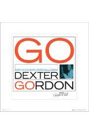 Blue Note Dexter Gordon - art print
