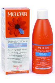 Żel pod prysznic+szampon+odżywka Migliorin FITNESS
