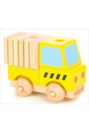 Ecoboo, Samochodzik do składania z bambusa Ciężarówka
