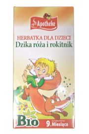 Herbatka Dla Dzieci - Na Odporno�� Bio 20 X 1,5 G - Apotheke