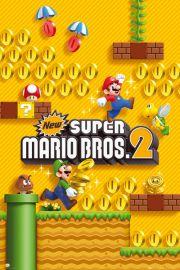 Nintendo Super Mario Bros 2 - plakat