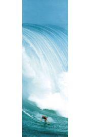 Ogromna Fala - Surfing - plakat
