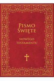 Pismo Święte Nowego Testamentu - wydanie kieszon.