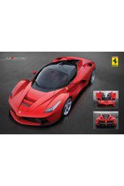 Ferrari Laferrari - plakat