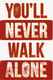 FC Liverpool - plakat