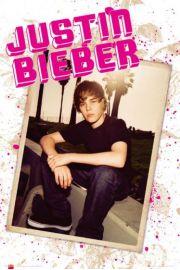 Justin Bieber - Photo - plakat