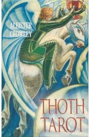 Aleister Crowley Thoth Tarot Standard