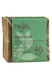 Mydło Aleppo 40% z olejkiem laurowym NAJEL