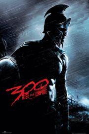 300 Początek Imperium - plakat