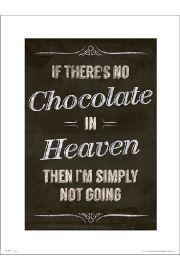 Chocolate Heaven - art print