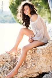 Michelle Keegan Smile - plakat