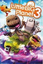 Little Big Planet 3 - plakat